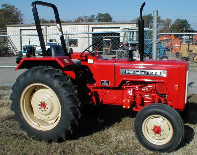 mahindra e350 di tractor construction plant wiki fandom rh tractors wikia com Mahindra 2615 Tractor Mahindra Tractors Toy