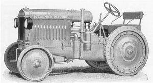 McCormick-Deering 20 Industrial 1925