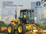 New Holland Versatile 9030 Bi-Directional Industrial