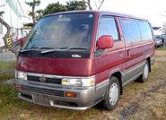 Nissan Caravan arp