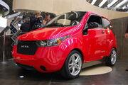 Red NXR Intercity REVA model