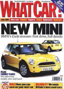 What Car? magazine July 2001.jpg