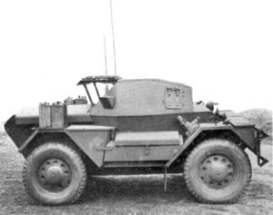 Daimler Scout Car (Dingo)