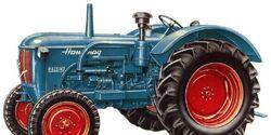 Hanomag R 435-45 - 1958