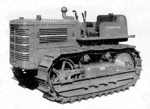 International T-9 narrow 1941