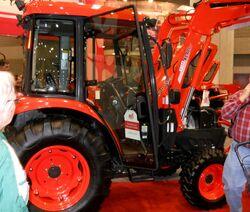 Kioti DK50SE MFWD - 2010