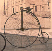 Ordinary bicycle01
