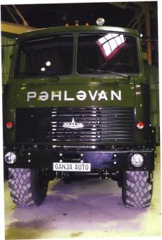 PEHLEVAN truck