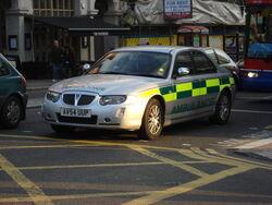 Rover 75 Ambulance 1