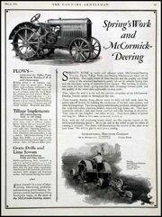 1926 McCormick-Deering 10-20 15-30 advert.