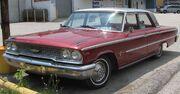 1963 Ford Galaxie sedan -- 06-05-2010