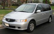 2002-2004 Honda Odyssey