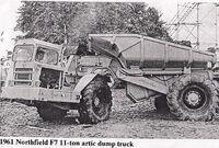 A 1961 NORTHFIELD F7 Diesel ADT