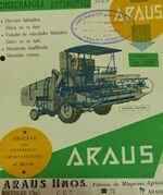 Araus La Joya combine b&w brochure