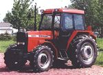 Ursus 4824 MFWD w cab-2002