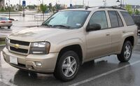 06-08 Chevrolet TrailBlazer
