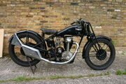 1929 OHC Triumph Prototype