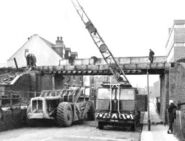 1950s Coles Centaur Cranetruck