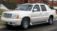 1st Cadillac Escalade EXT