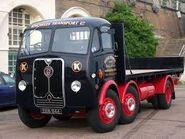 A 1950s Rutland Eagle Platform Lorry Diesel