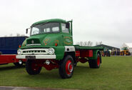 A 1960s AWD Ford Thames Trader 4WD Lorry Diesel