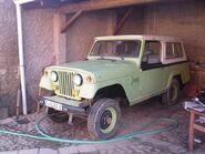 A 1980s EBRO JEEP Comando HD 4X4 Diesel
