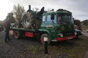 Bedford TK reg JUM 797V Field Marshall tractor at NMM - IMG 2844