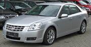 Cadillac BLS front