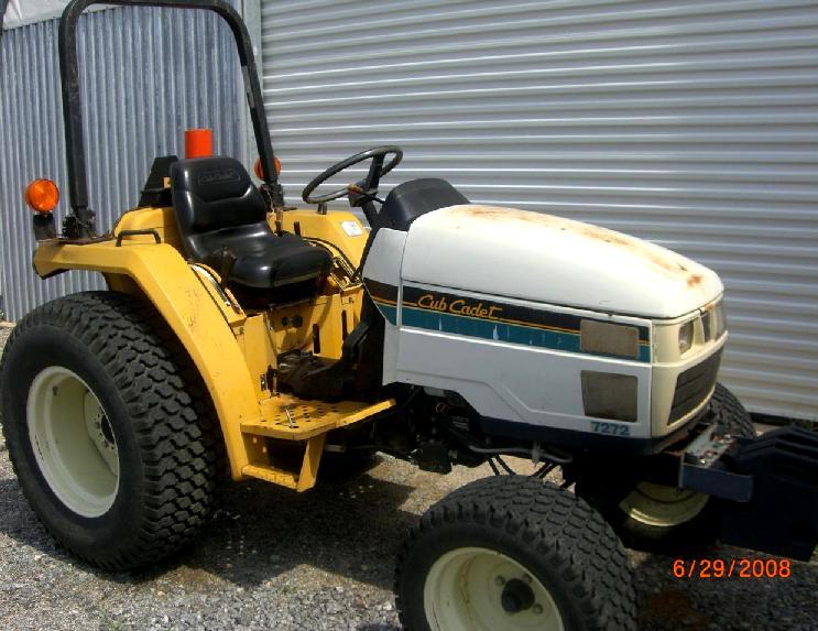 Cub Cadet 7272 | Tractor & Construction Plant Wiki | FANDOM