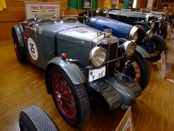 MG J4 750ccm75PS 1933