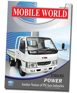 MOBILE WORLD MAGAZINE-FAW POWER TRUCK-FEB-2011