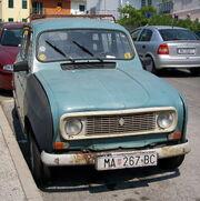 Renault 4-cro