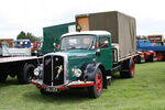 Saurer-Diesel truck - GSJ 154 at Ardingly 2011 - IMG 4650