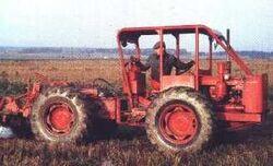 Valmet 363D 4WD - 1963
