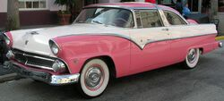 '55 Ford Crown Victoria