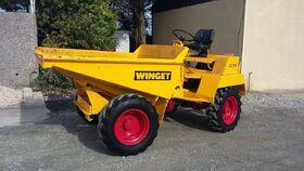 1970s Winget Sitedumper Diesel