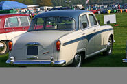 Austin A105 Westminster rear 1957