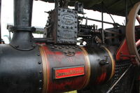 Burrell no.2513 - RR - General R.Buller (name plate cylinder)-(TB 2847)-Flyde-IMG 0809