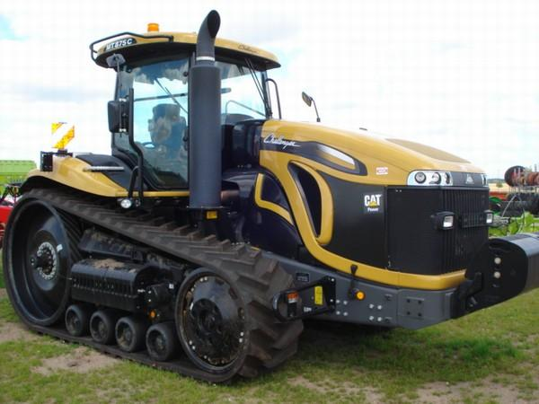 Challenger mt875c tractor construction plant wiki - Image de tracteur ...