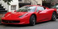 Ferrari 458 Italia -- 05-18-2011