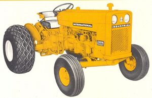 International 2404 Lo-Boy 1967