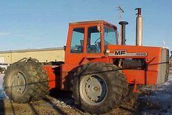 MF 4800 4WD - 1980