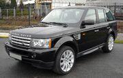 Range Rover Sport front 20081205