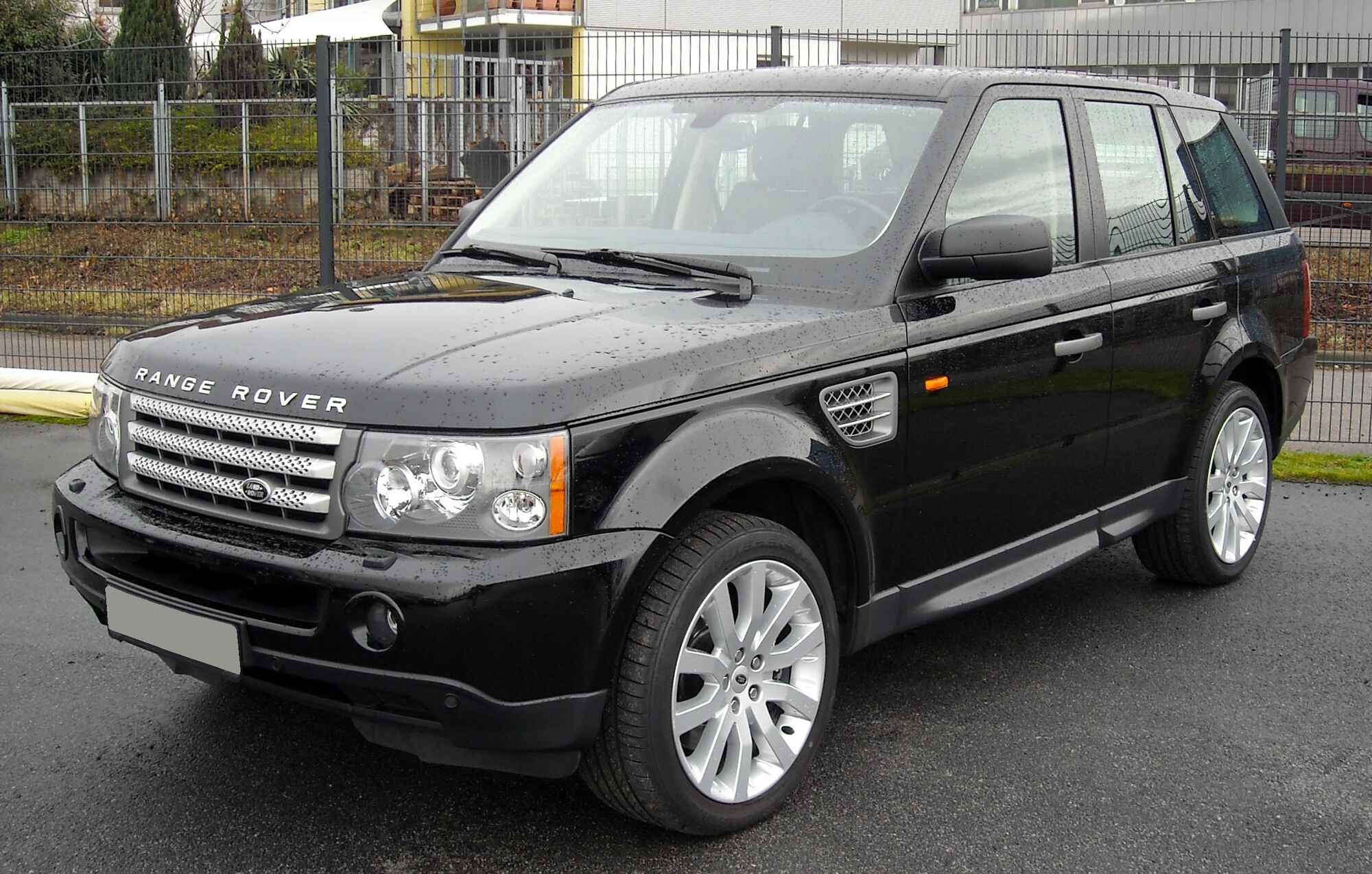 Range Rover Sport Tractor & Construction Plant Wiki