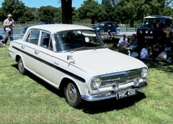 Vauxhall VX490 based on Victor FB 1508cc first registered January 1963