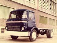1960s Barreiros Saeta diesel truck