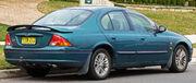 1998-2000 Ford AU Falcon XR6 sedan 03
