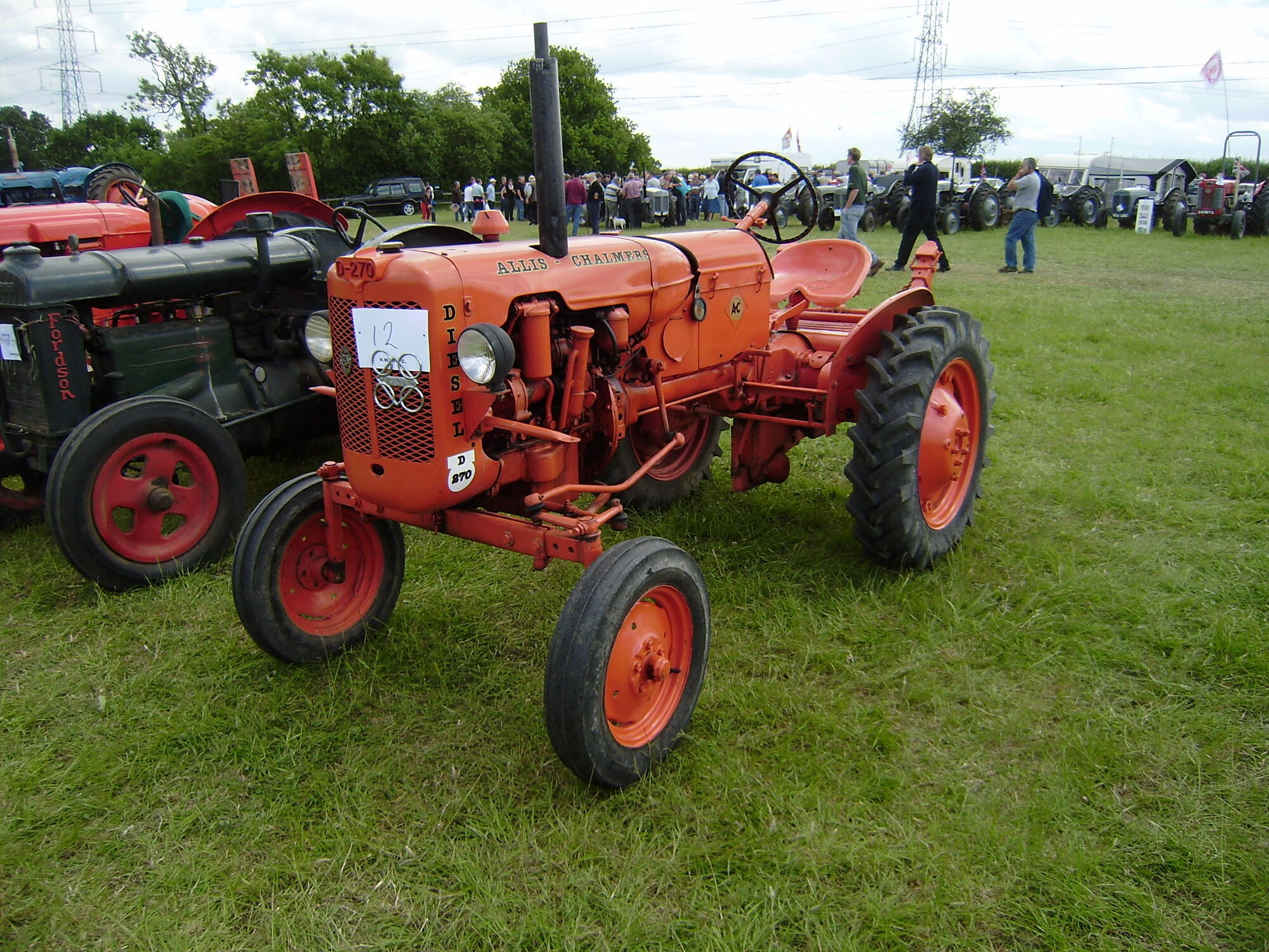 Allis-Chalmers Manufacturing Company | Tractor