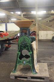 Blackstone Grinder (restored) at Peterborough 08 - IMG 3011
