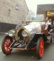 Chitty Chitty Bang Bang UK Replica